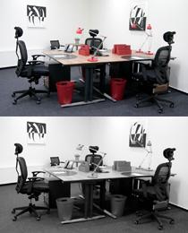Zařízené<br />kanceláře